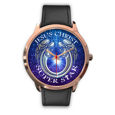VIRA Rose Gold Watch For Jesus Christ Lovers