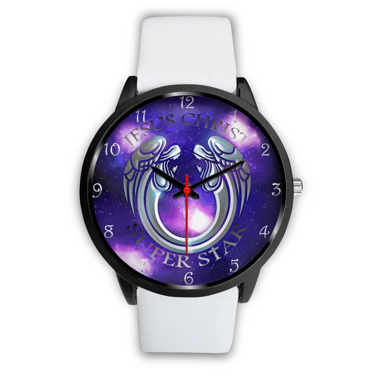 VIRA Black Watch For Jesus Christ-Superstar Lovers