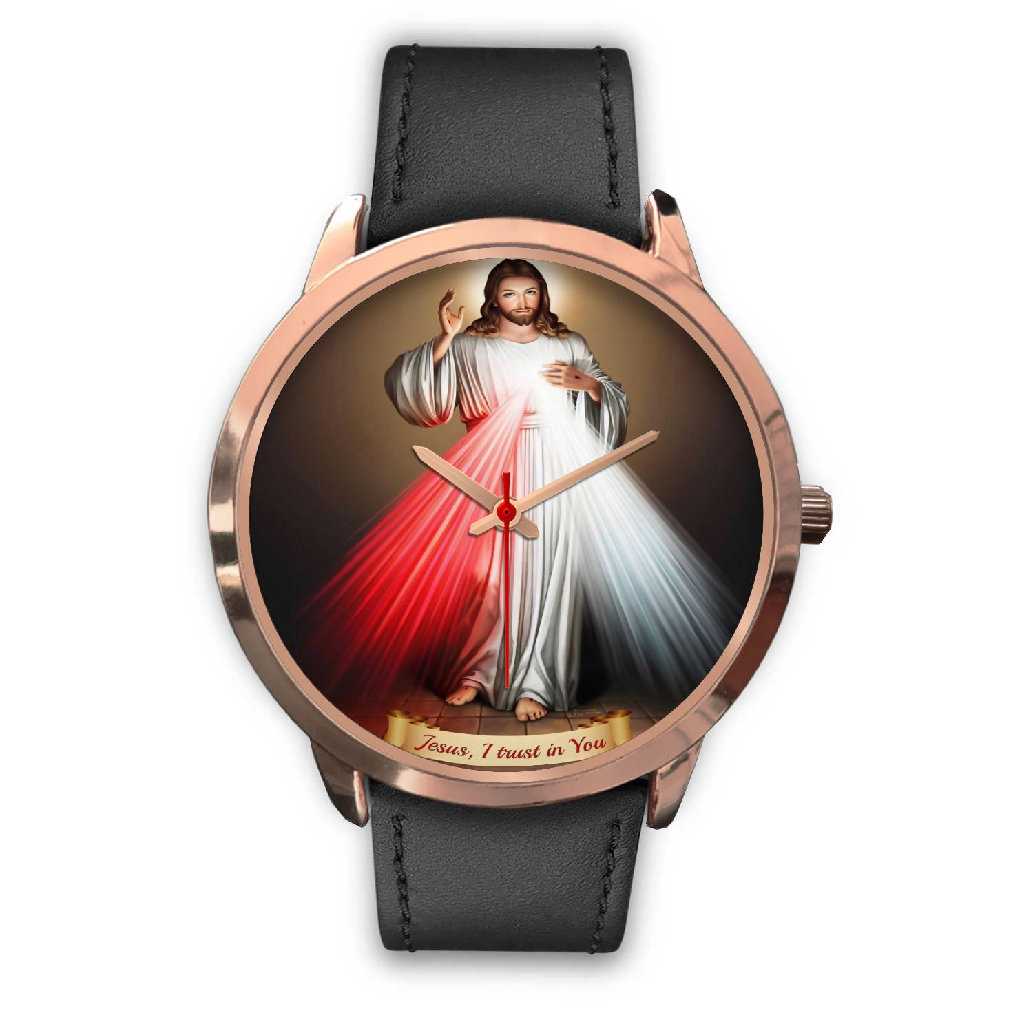 VIRA Awesome Rose Gold For Jesus Lover