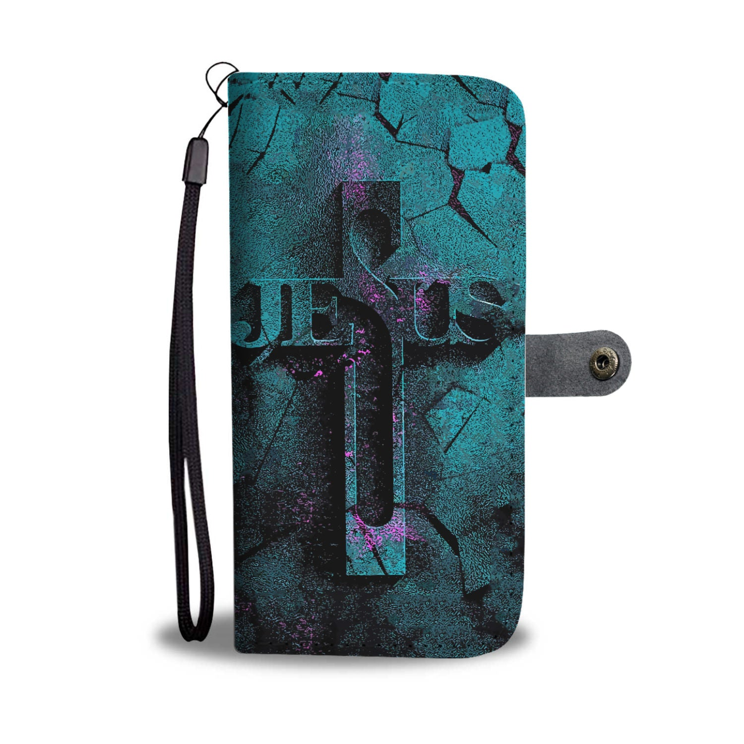 VIRA Awesome Wallet Case For Jesus Lovers