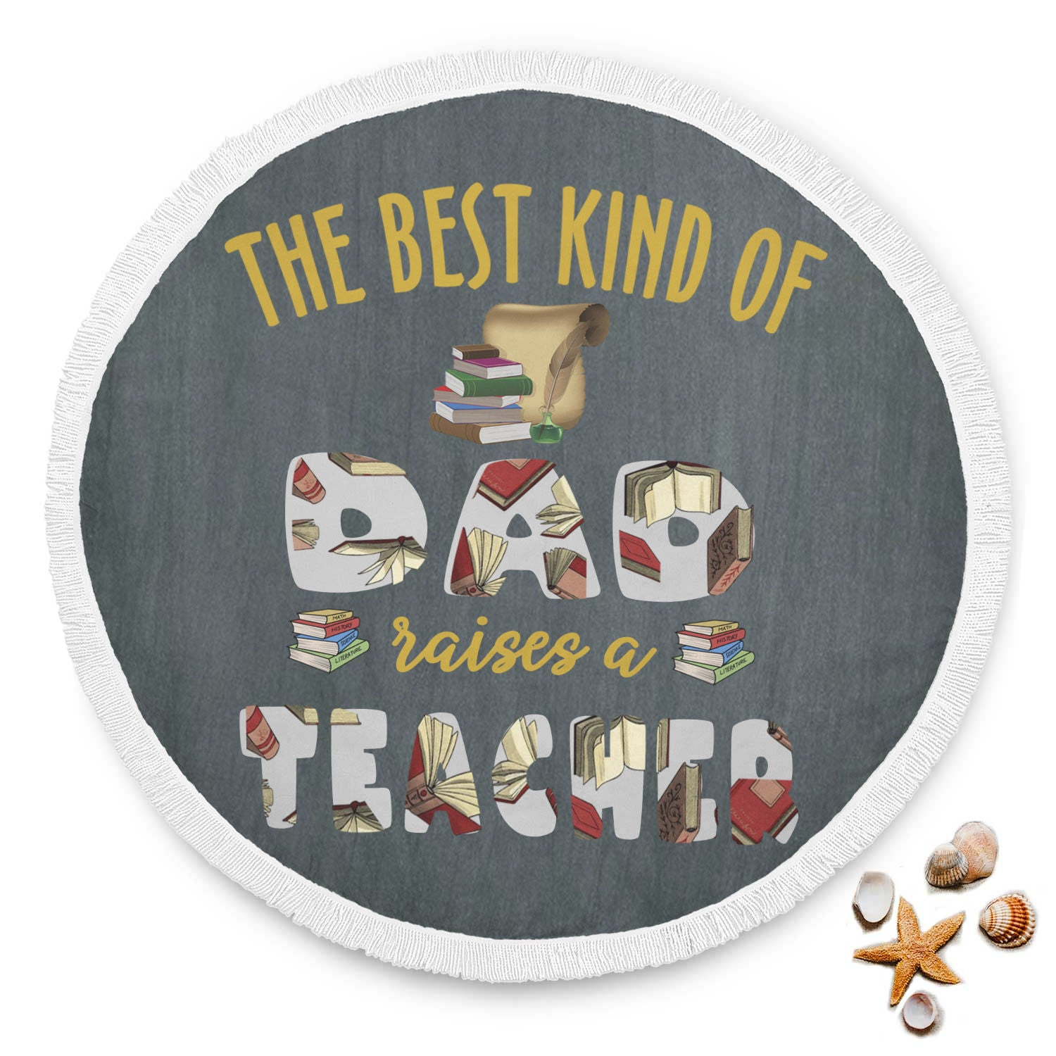 VIRA beach blanket for awesome teachers & dads