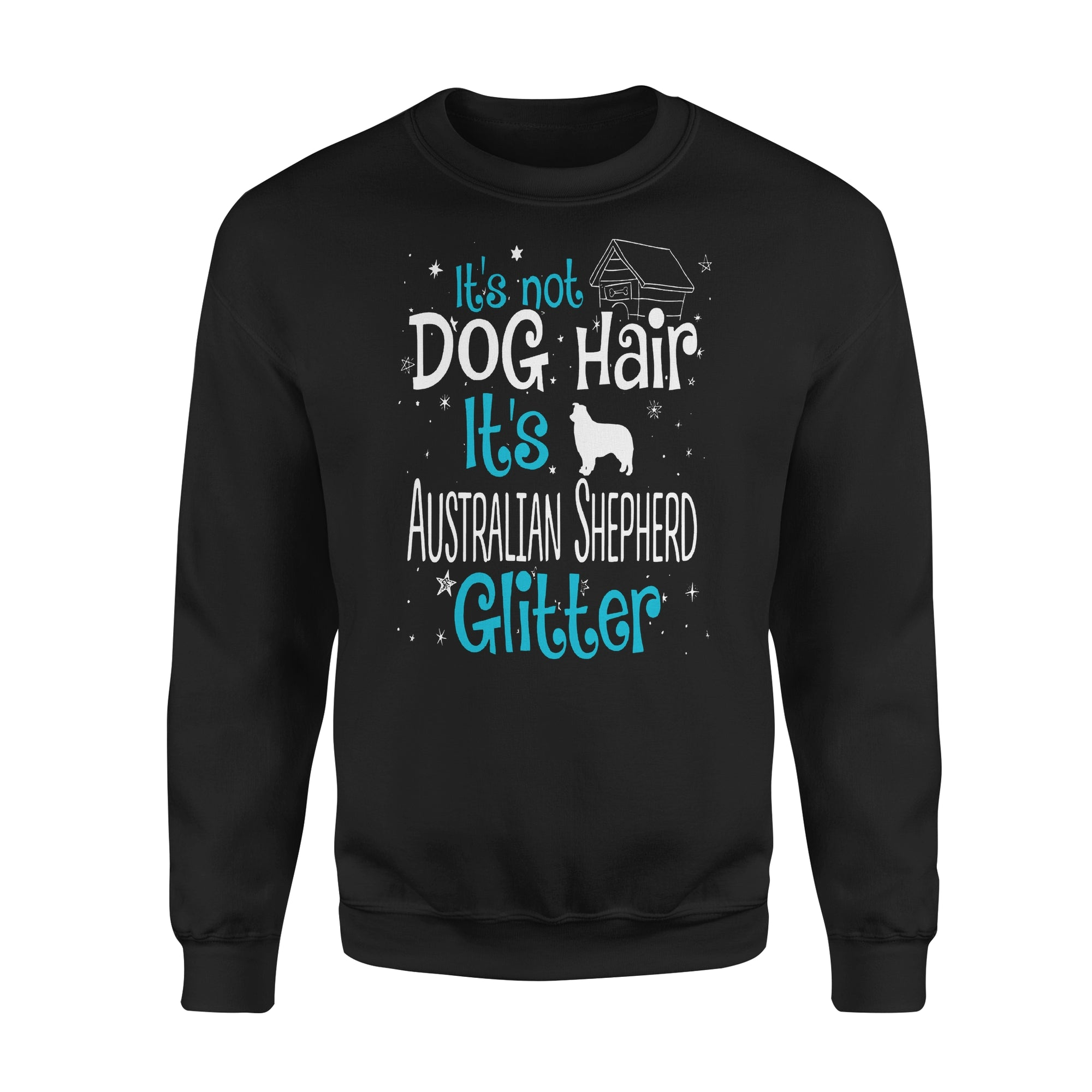 VIRA Premium Fleece Sweatshirt For Australian Shepherd Lovers