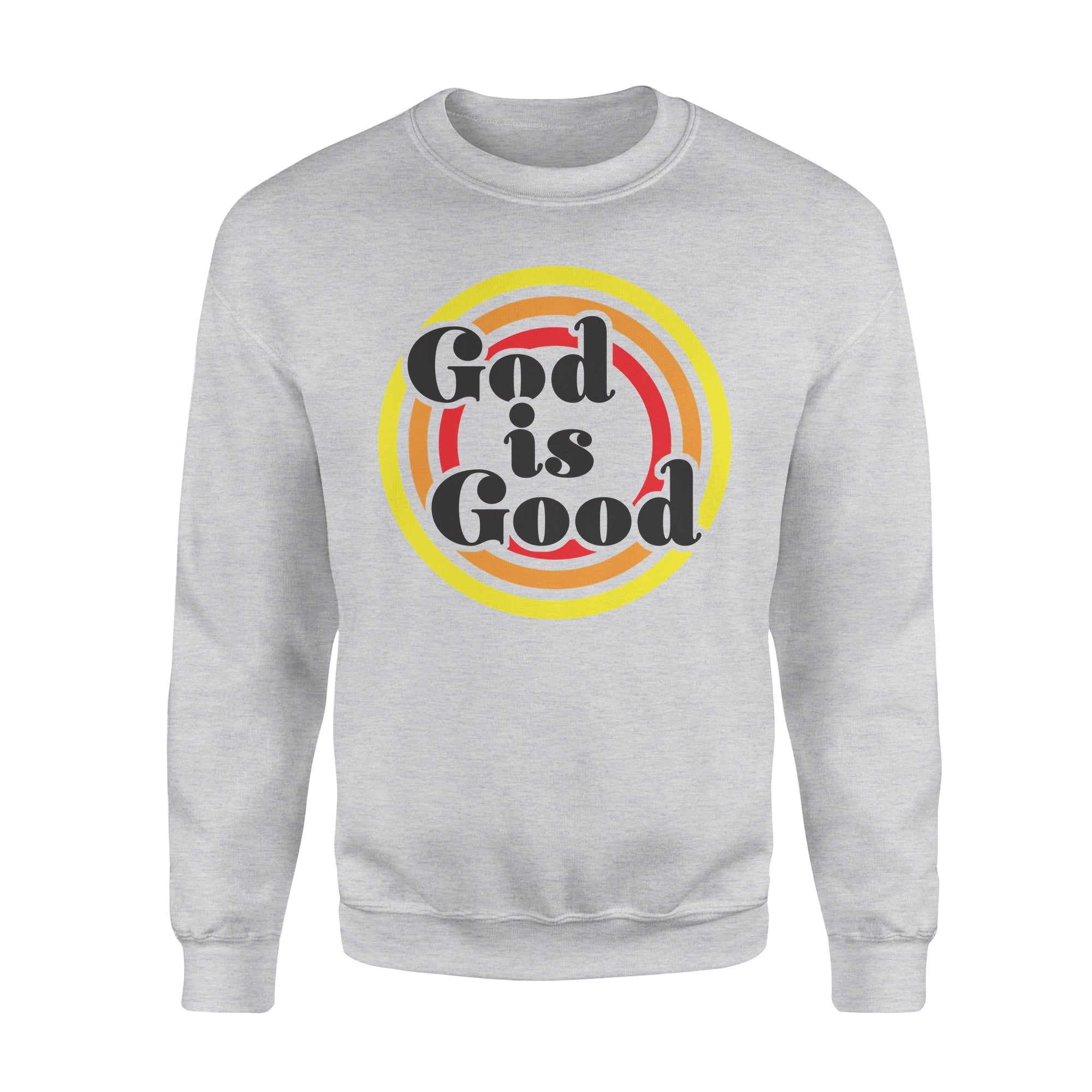 VIRA Awesome Premium Fleece Sweatshirt For God Lovers