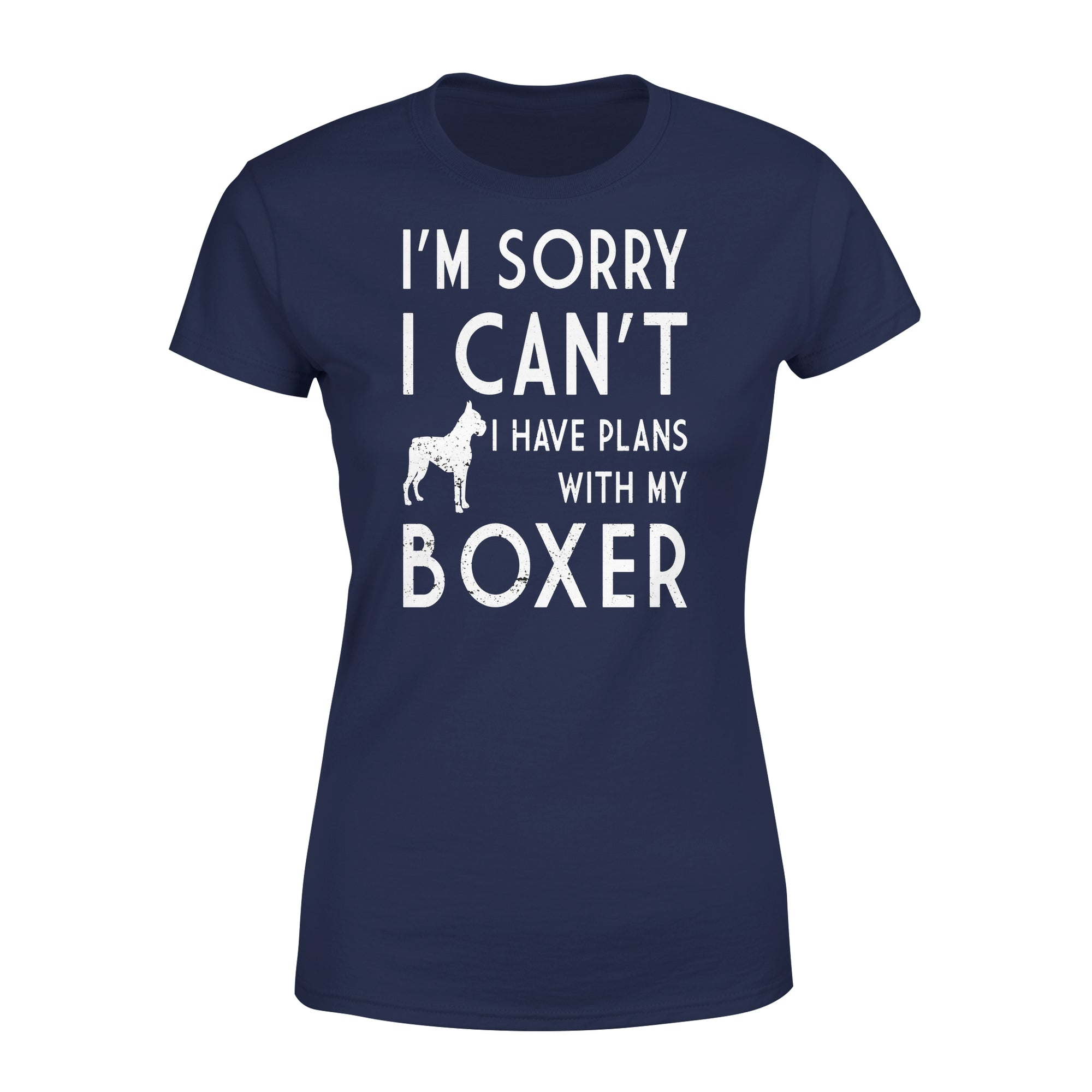 VIRA Premium Women's Tee For Boxer Lovers