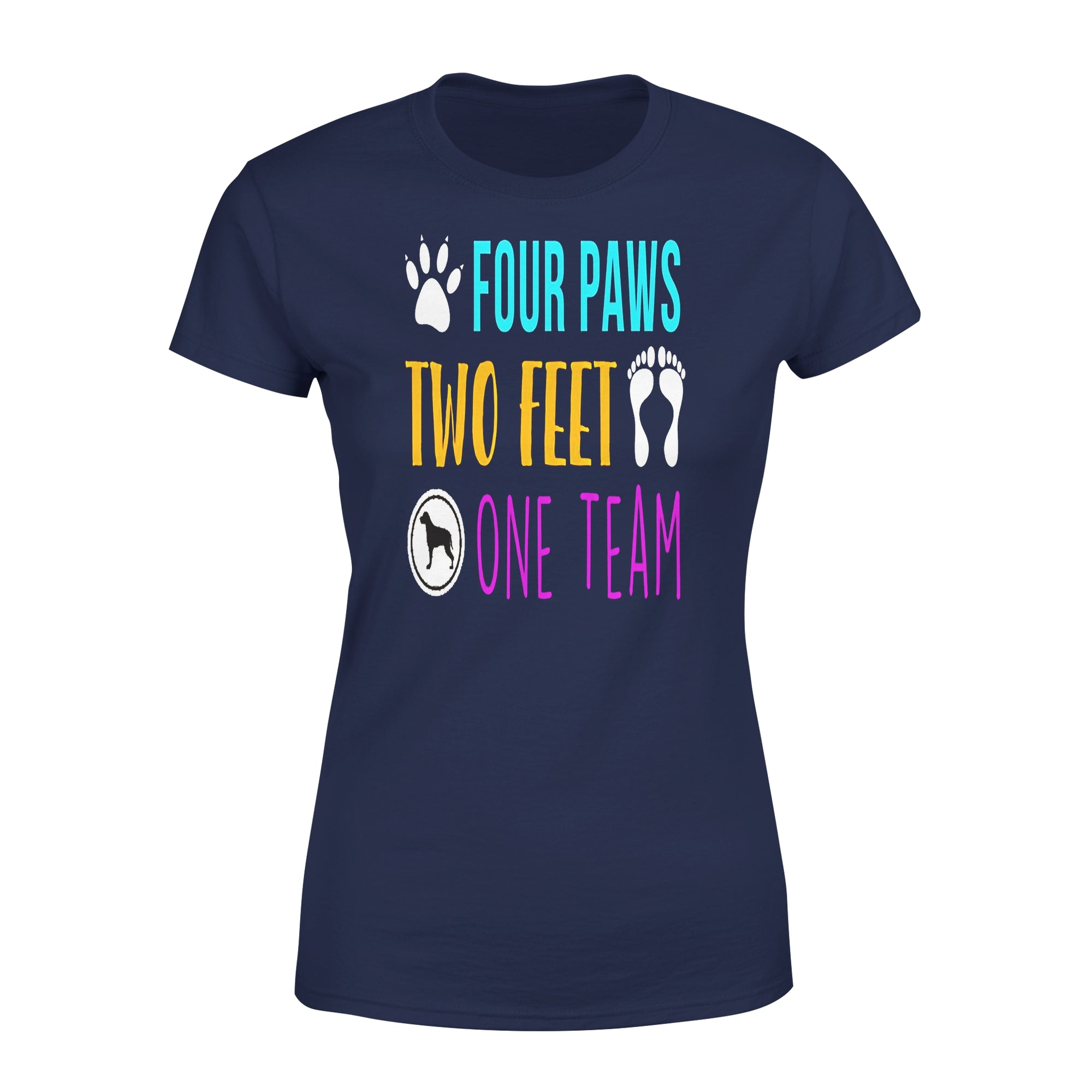 VIRA Premium Women's Tee For Golden Retriever Lovers