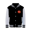 Firefighter Varsity Jacket