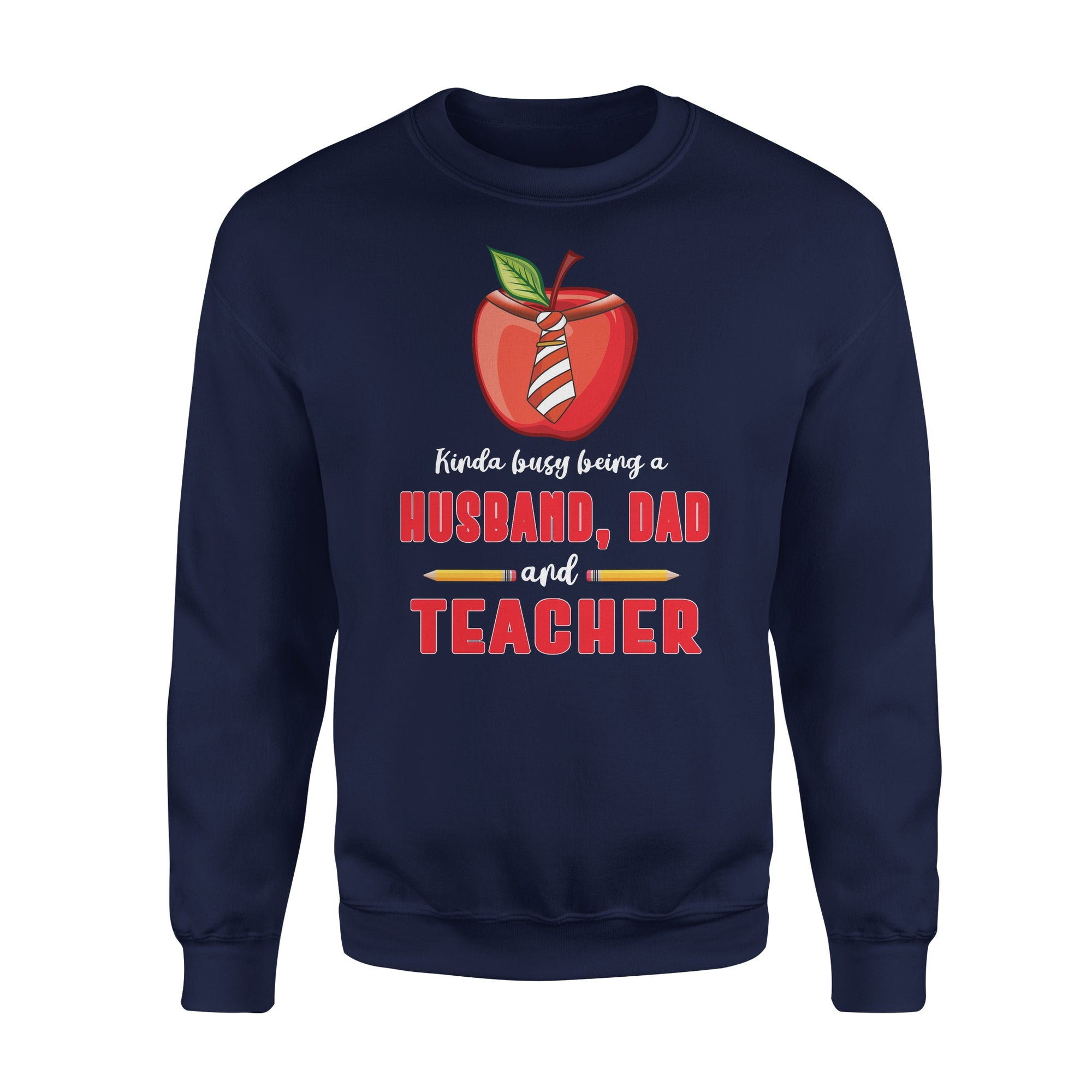 VIRA Premium Fleece Sweatshirt for awesome teachers & dads