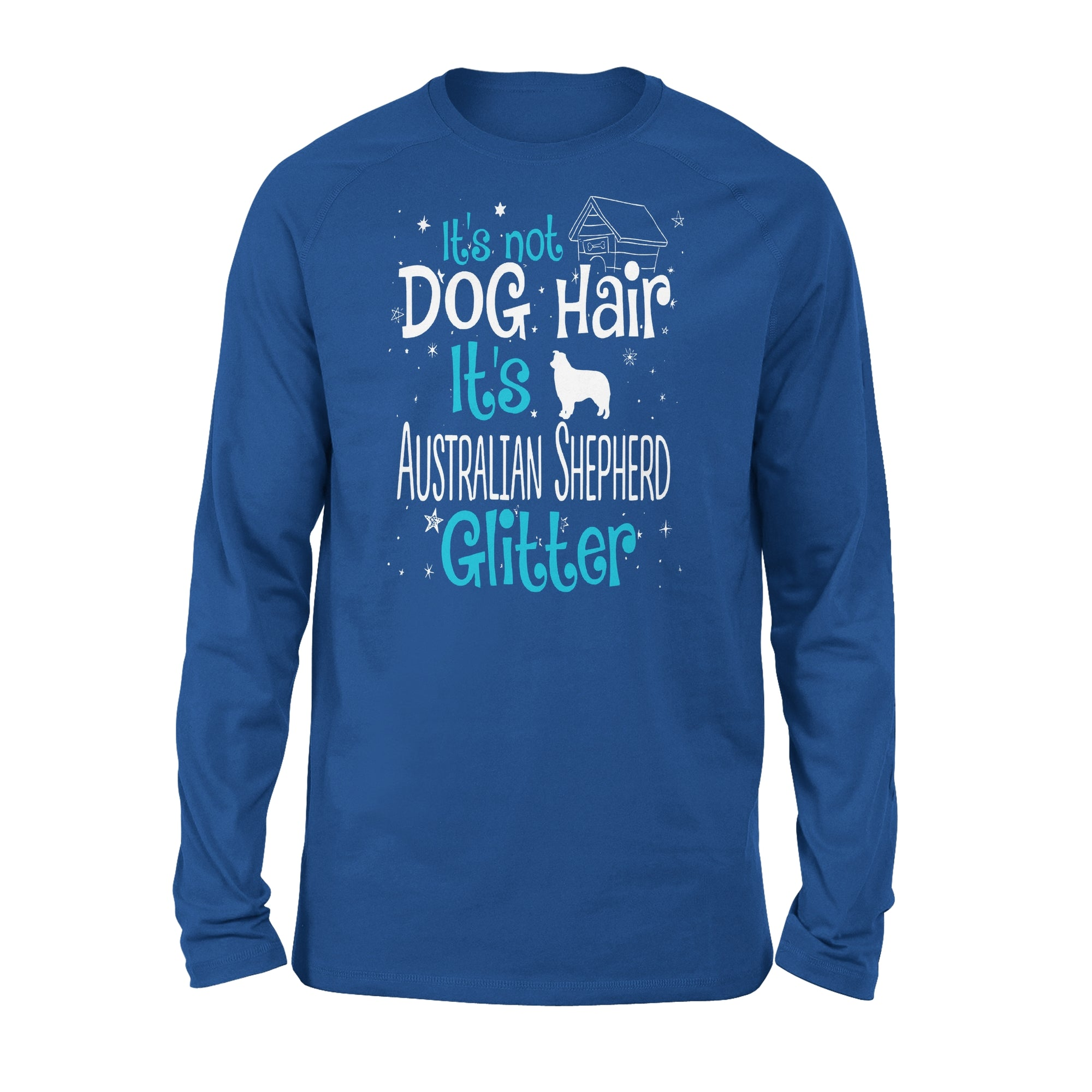 VIRA Premium Long Sleeve For Australian Shepherd Lovers