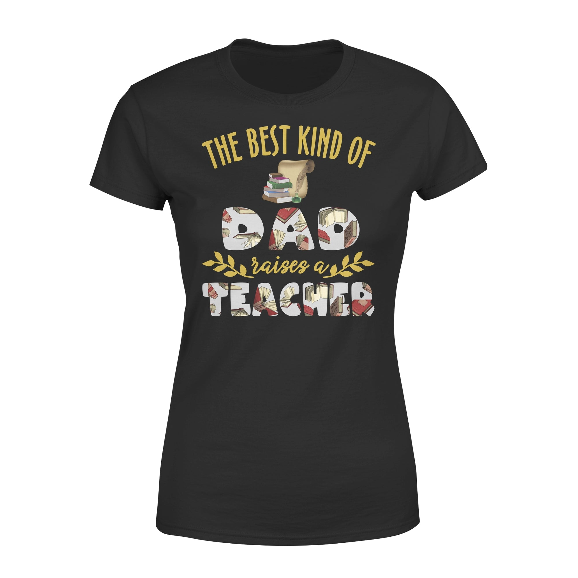 VIRA Premium Women's Tee for awesome teachers & dads