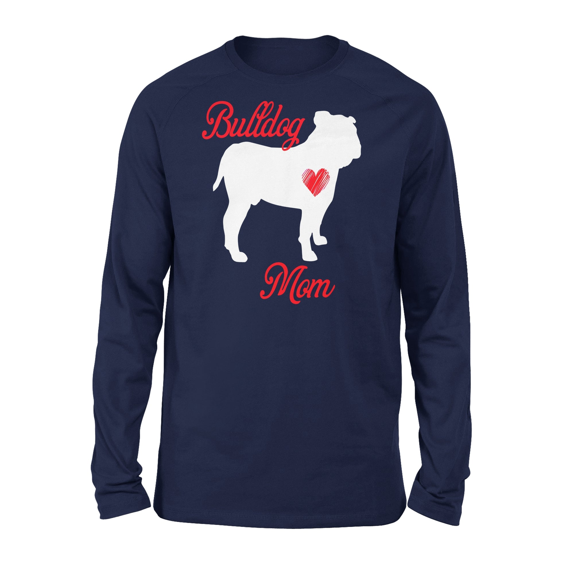 VIRA Premium Long Sleeve For Bulldog Lovers