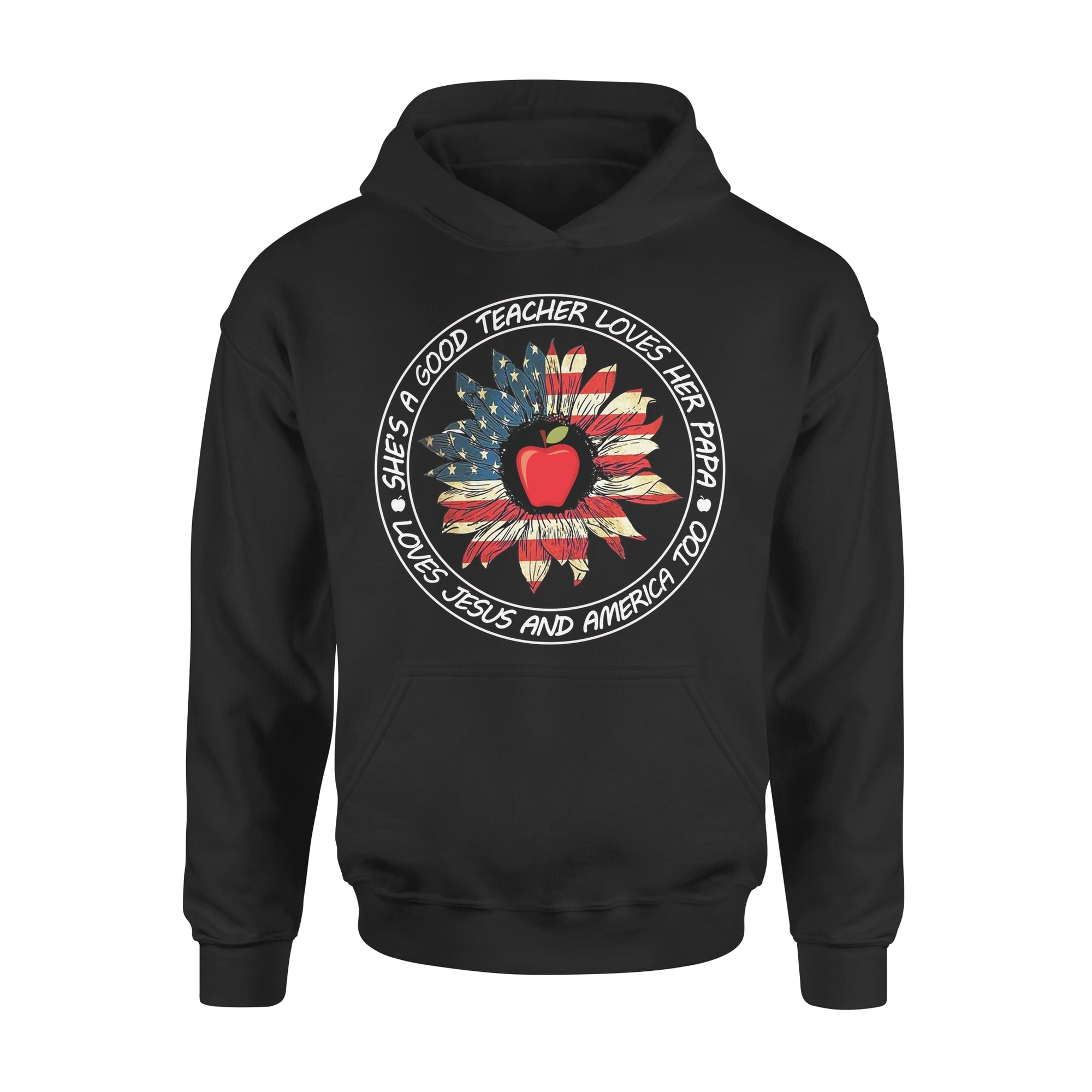 VIRA Premium Hoodie for awesome teachers & dads