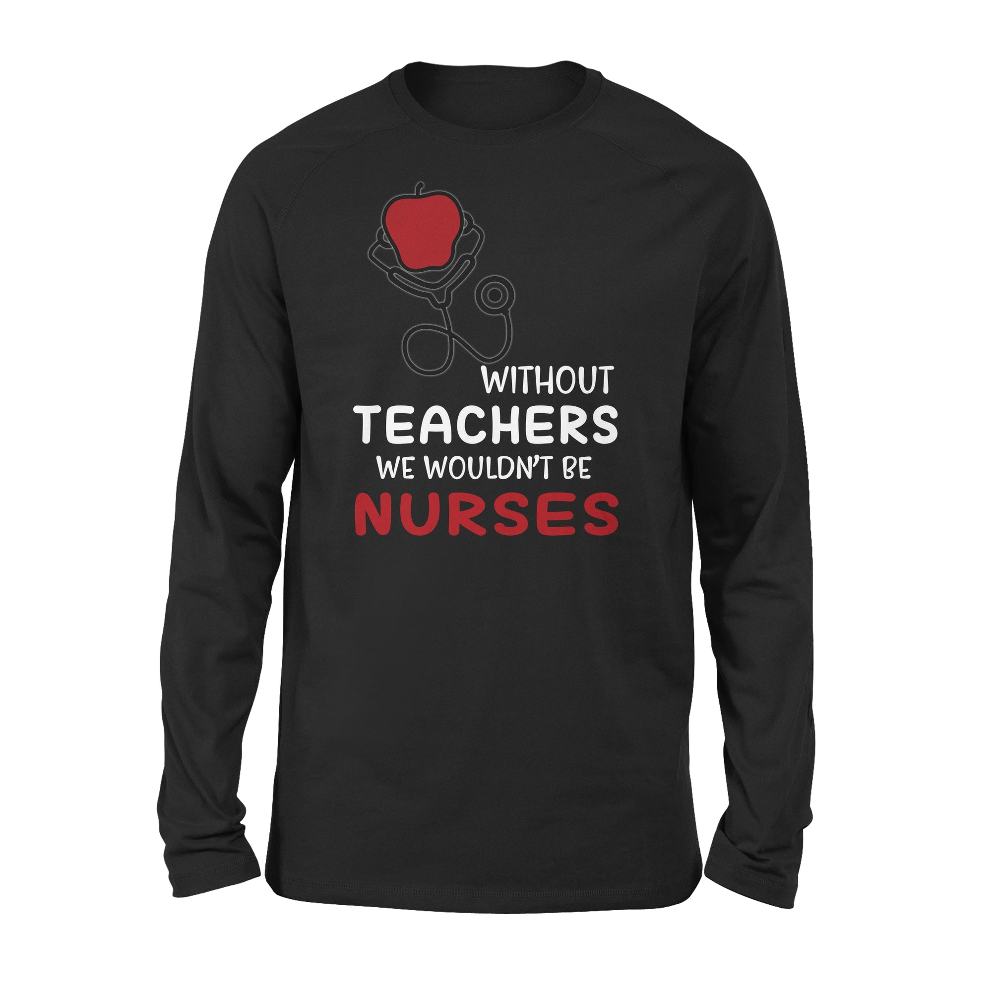 VIRA Premium Long Sleeve for awesome techers & nurses