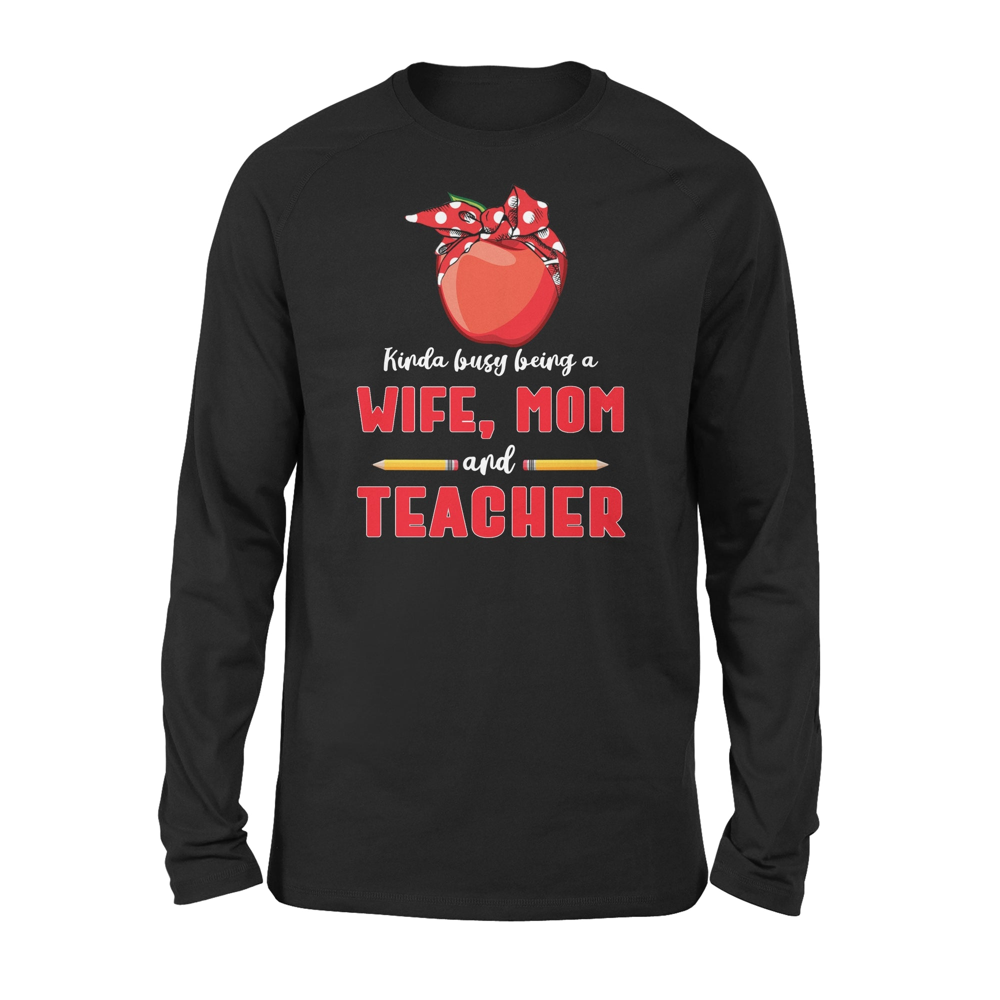 VIRA Premium Long Sleeve for awesome teachers & moms