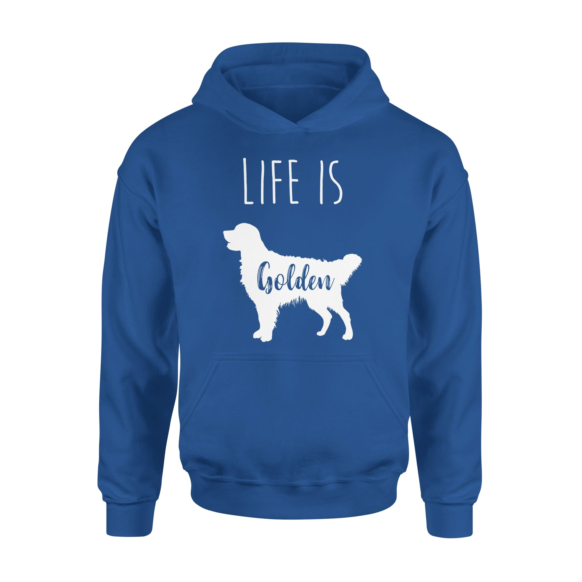 VIRA Premium Hoodie For Golden Retriever  Lovers