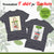 PERSONALIZED T-SHIRT - upload your photo, add your name & any favorite quote 3