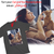 PERSONALIZED T-SHIRT - UPLOAD YOU AND CAT MOMENT PHOTO