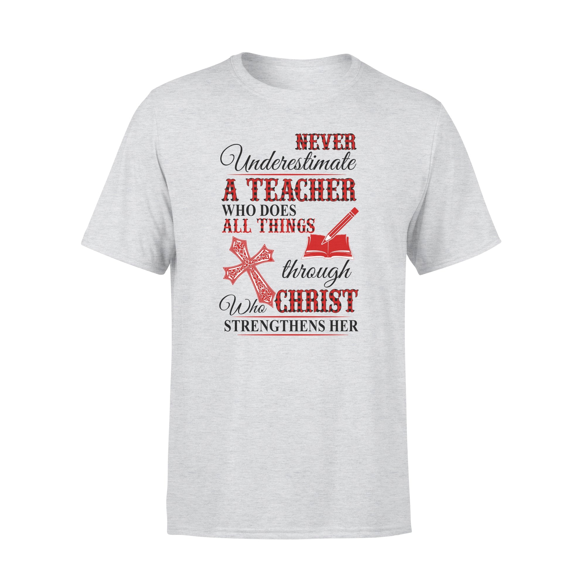 VIRA Premium Tee For Jesus Lovers & Awesome Teachers
