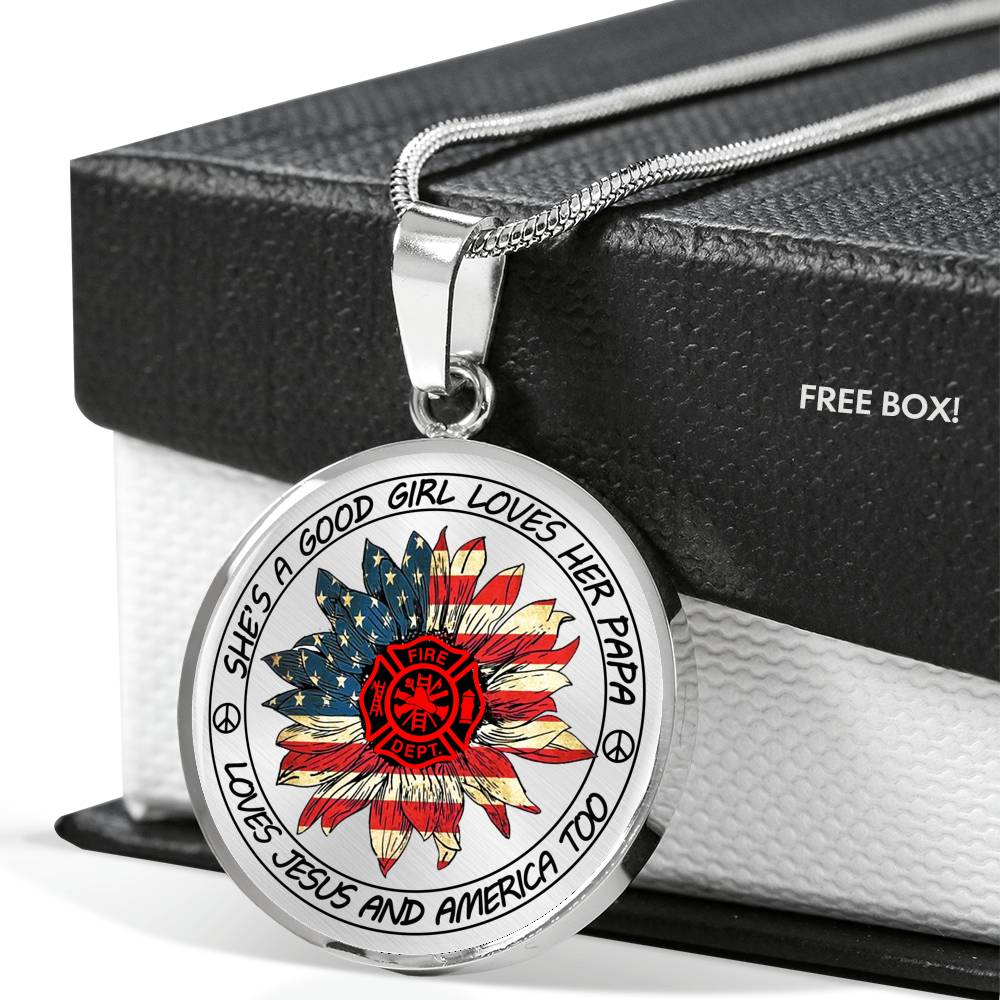 VIRA BEST-SELLER  JEWELRY FOR FIREFIGHTER LOVERS