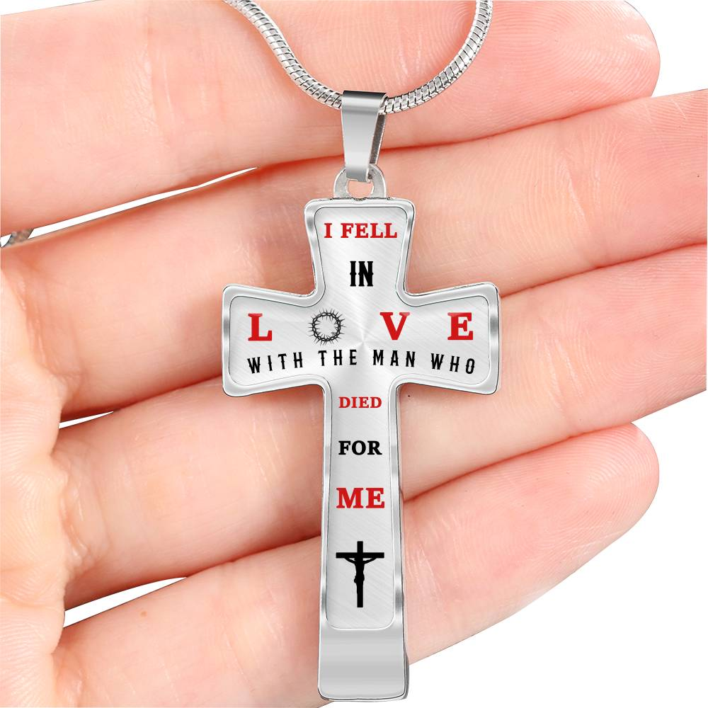 VIRA Awesome Luxury Necklace For Jesus Lovers