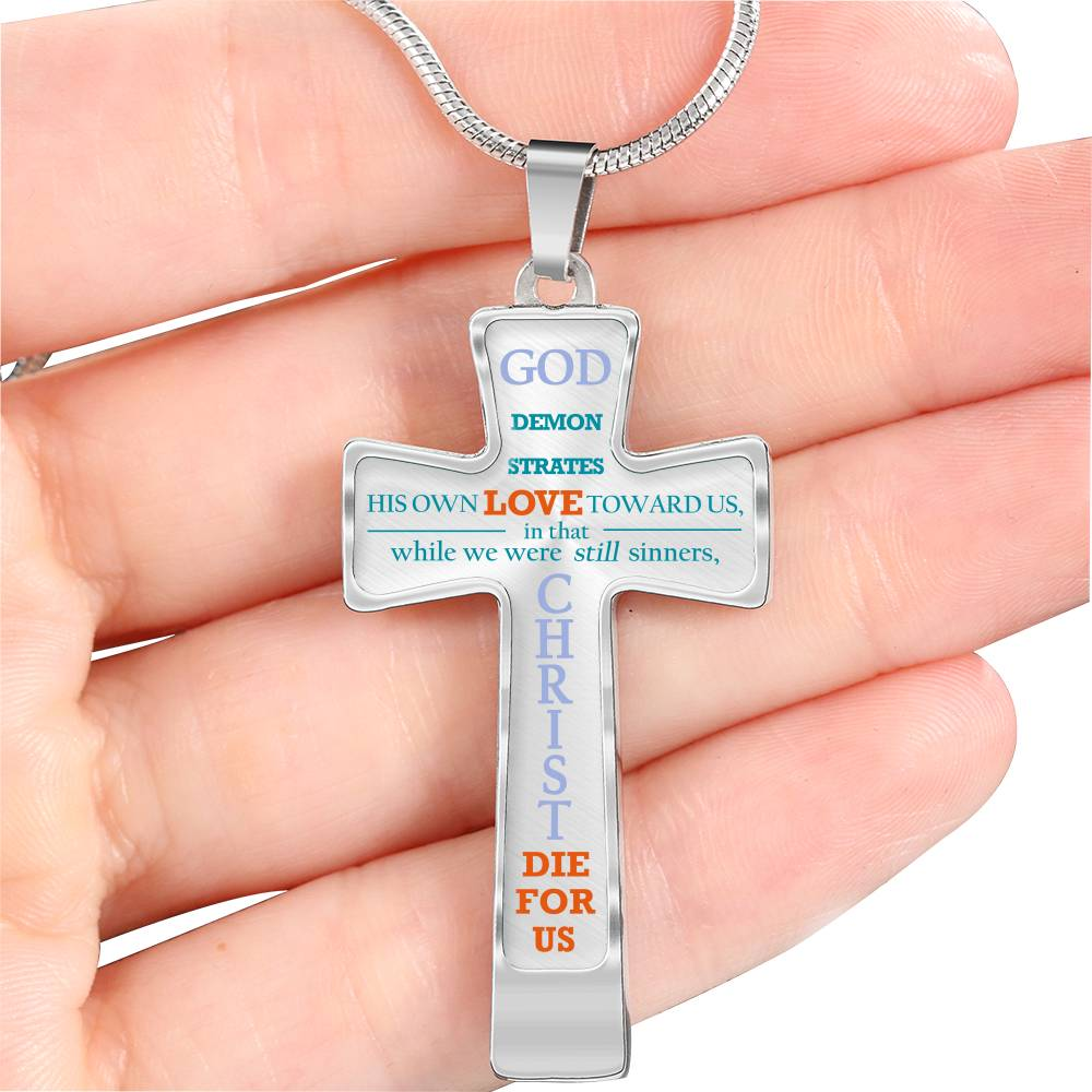 VIRA Awesome Cross Luxury Necklace For God Lovers