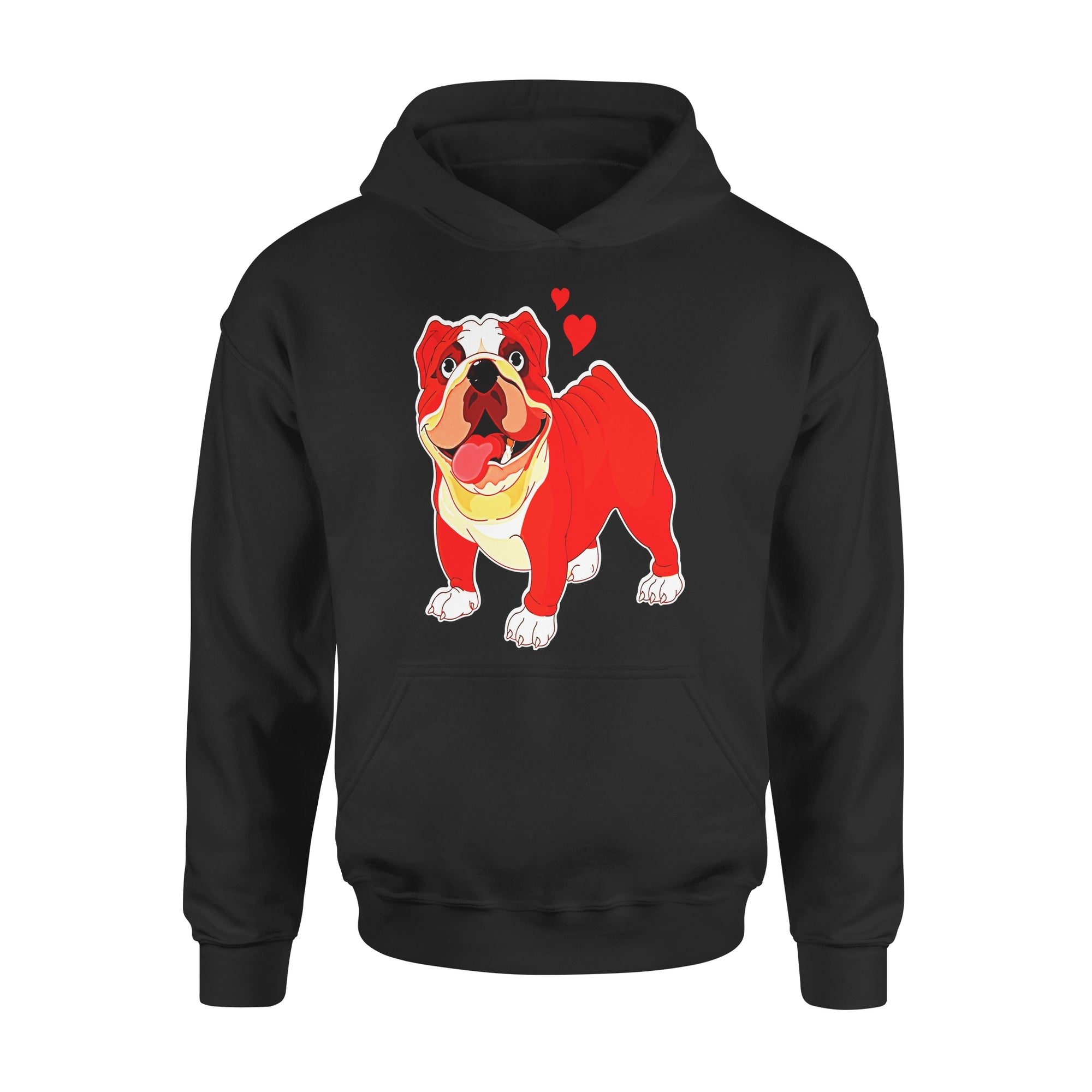 VIRA Premium Hoodie For Bulldog Lovers