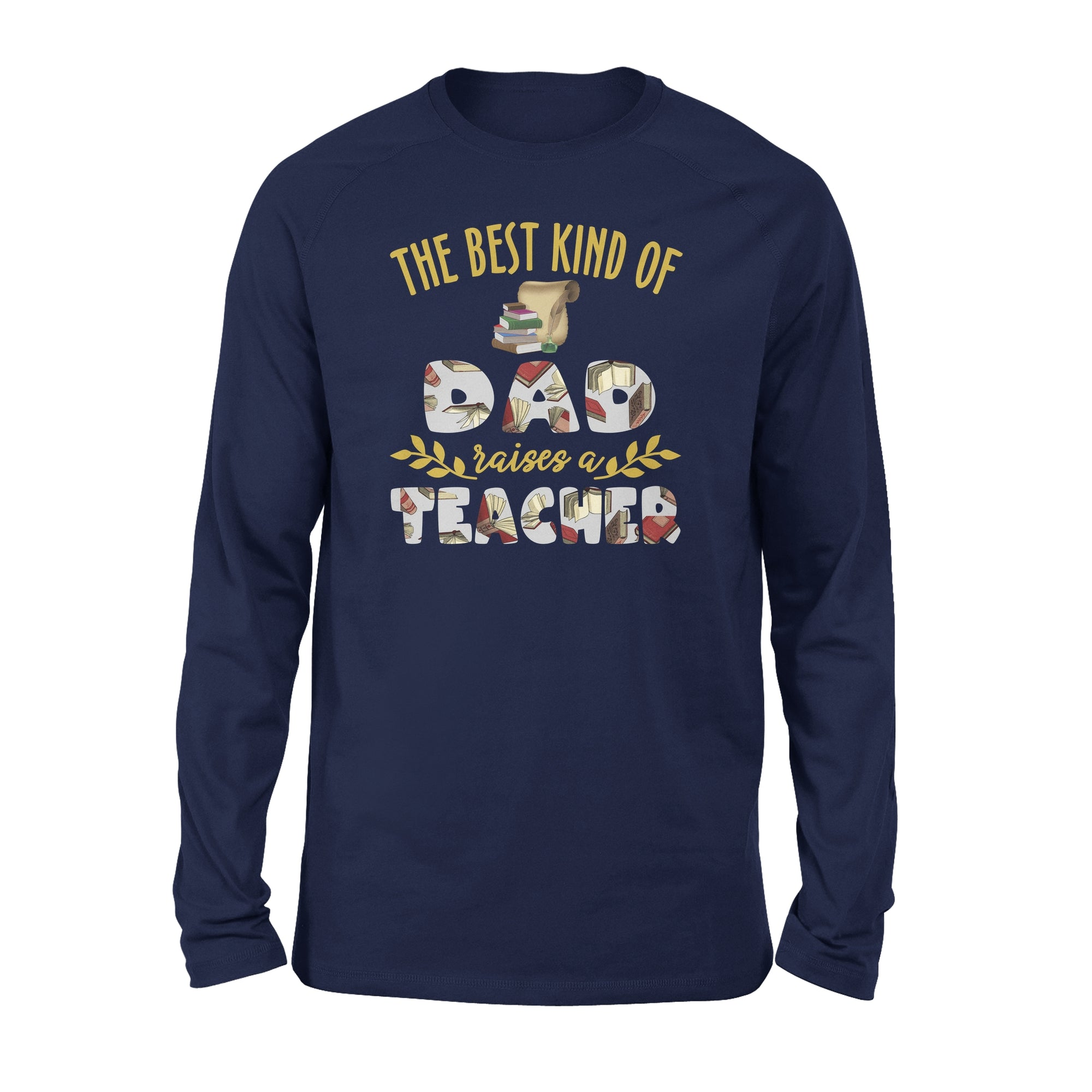 VIRA Premium Long Sleeve for awesome teachers & dads