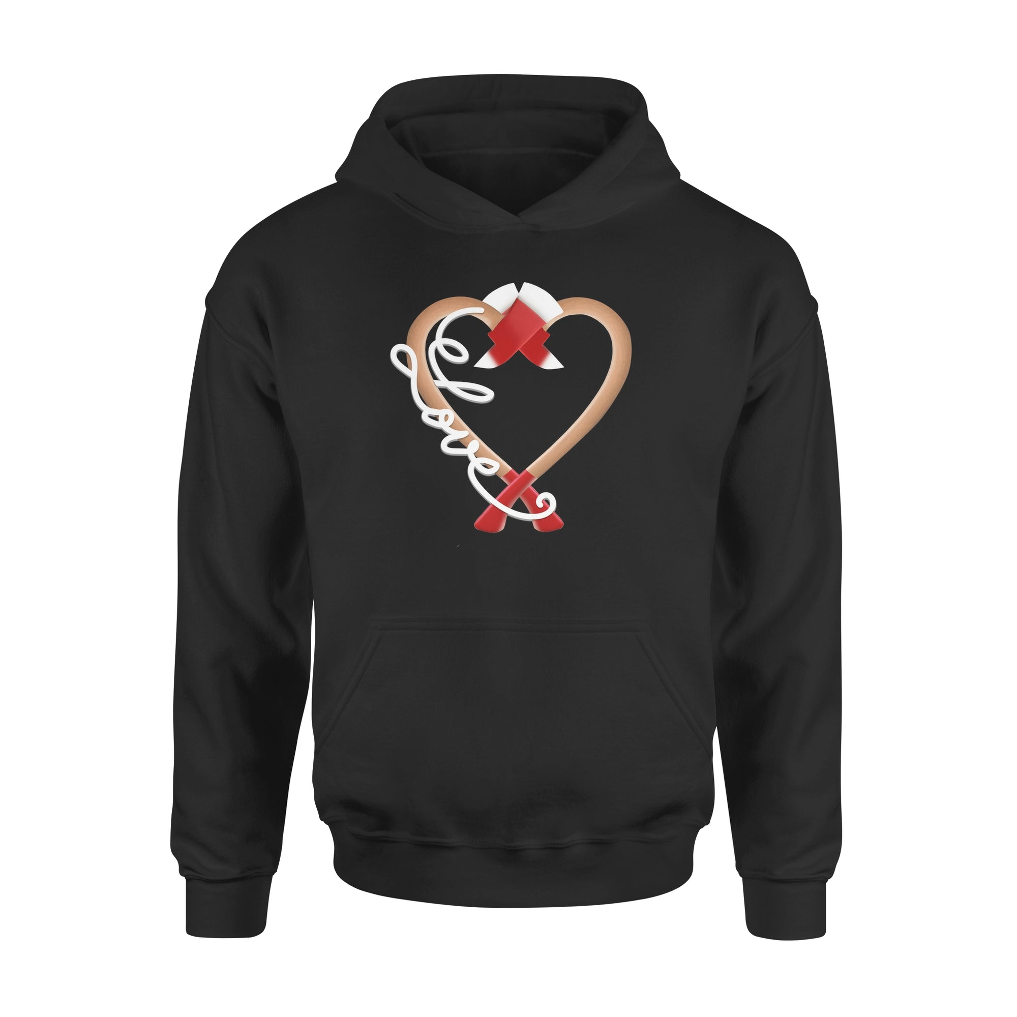 Vira Premium Hoodie for firefighter lovers
