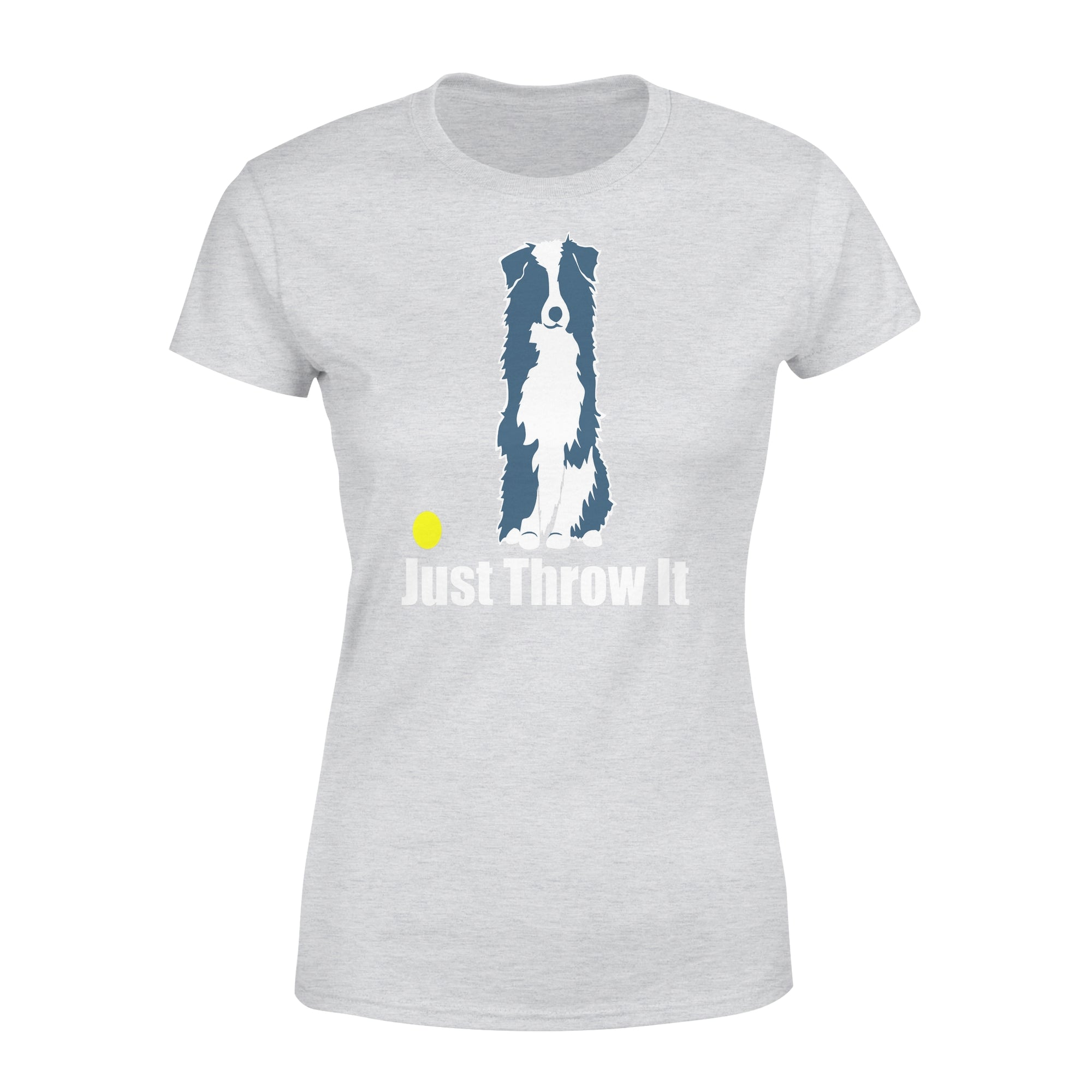 VIRA Premium Women's Tee For Australian Shepherd Lovers