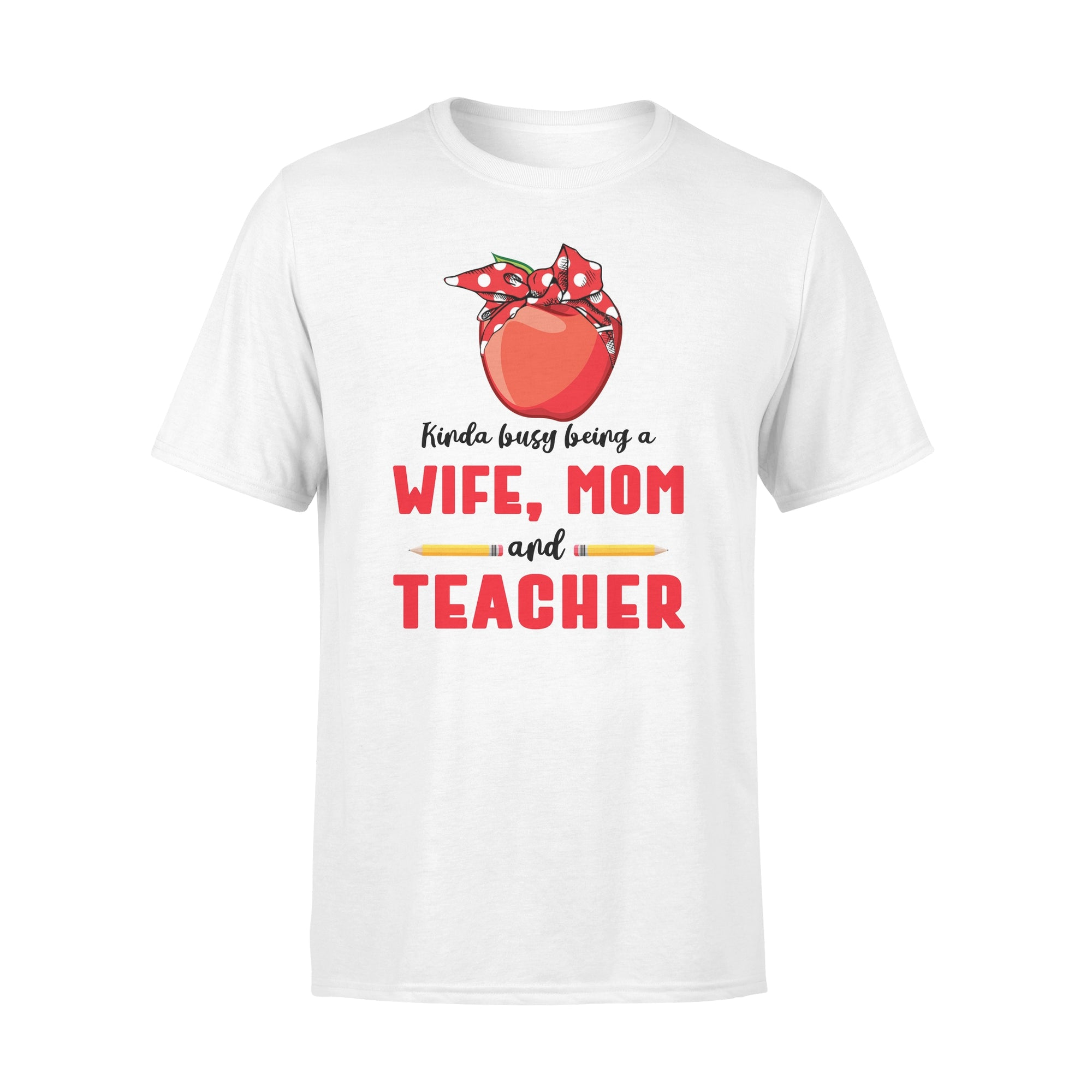 VIRA Premium Tee for awesome teachers & moms