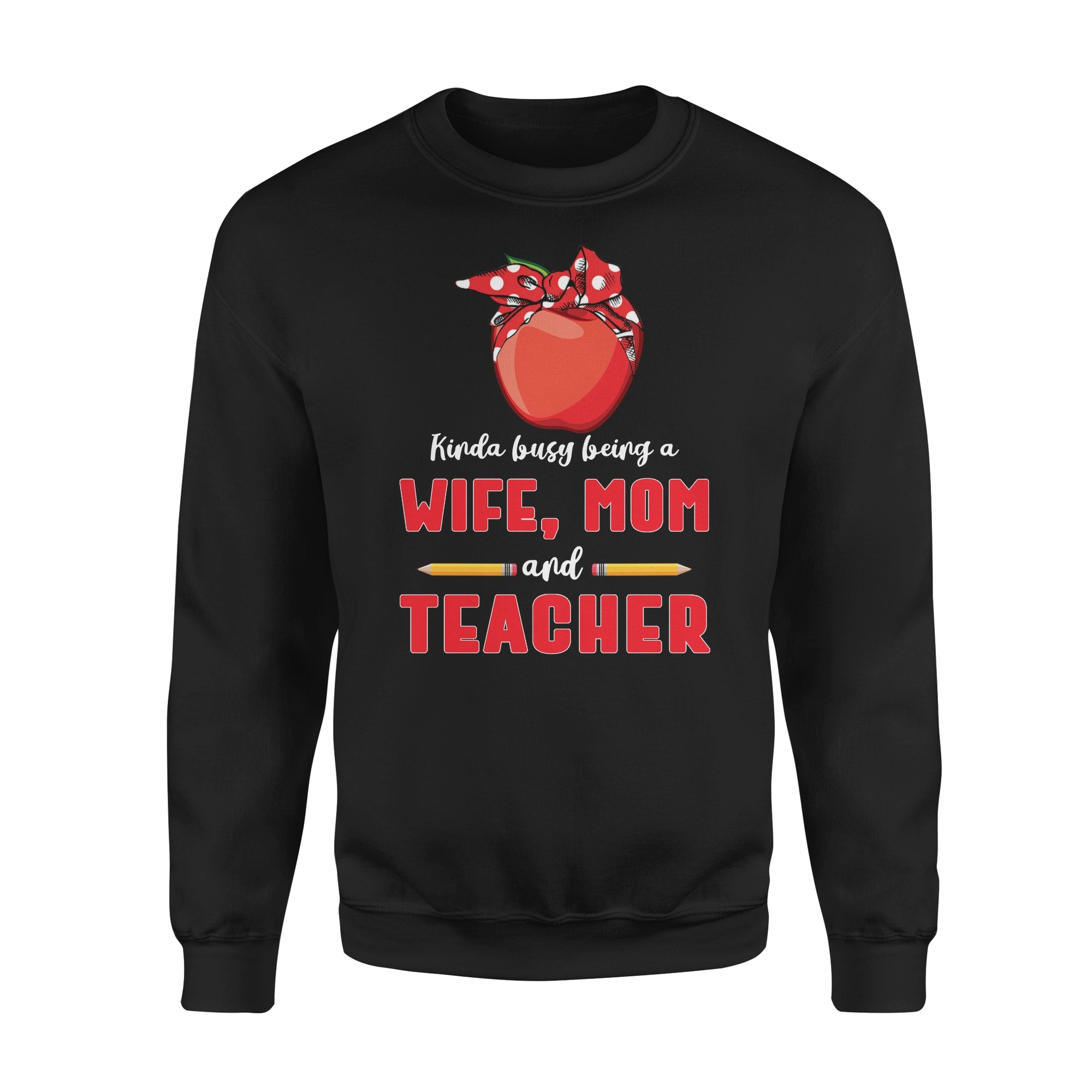 VIRA Premium Fleece Sweatshirt for awesome teachers & moms
