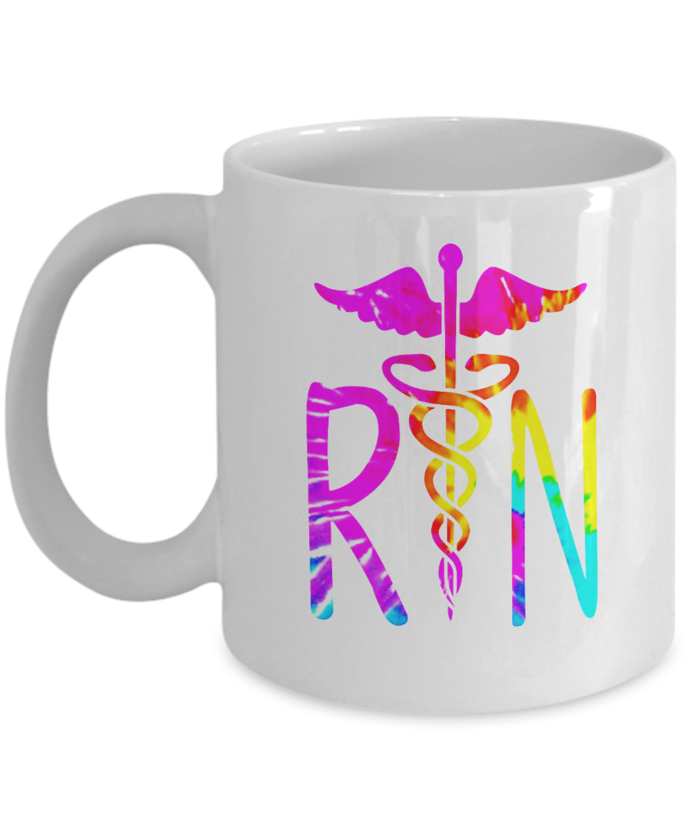 RN Mug- Awesome Mug Gift For Great Nurse