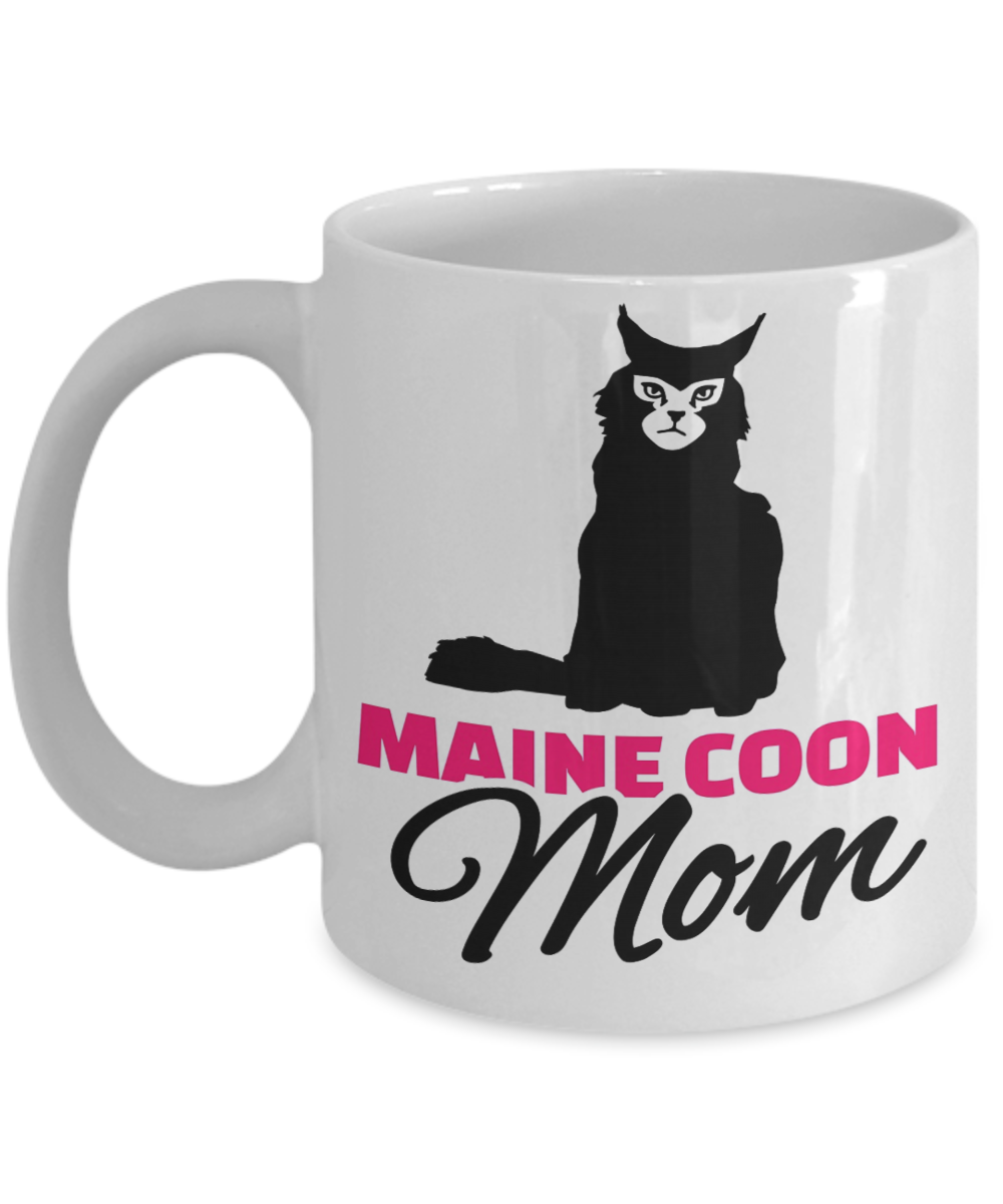 VIRA CERAMIC MUG FOR Maine Coon Mom