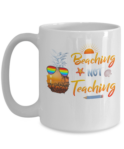 VIRA Summer Ceramic Mug For Awesome Teachers