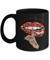 VIRA Sexy Lips Ceramic Mug For Awesome Teachers