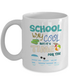 VIRA summer vacation Ceramic Mug For Awesome Teachers