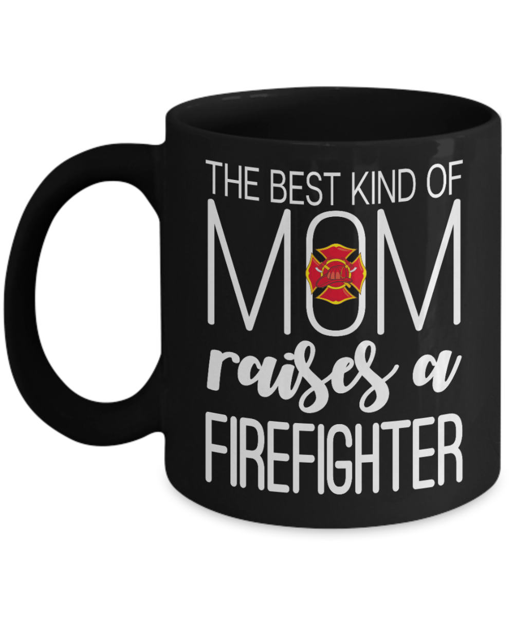 VIRA CERAMIC MUG FOR FIREFIGHTER MOM