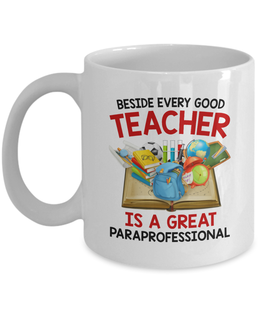 VIRA Ceramic Mug For Awesome Teachers & paraprofessionals