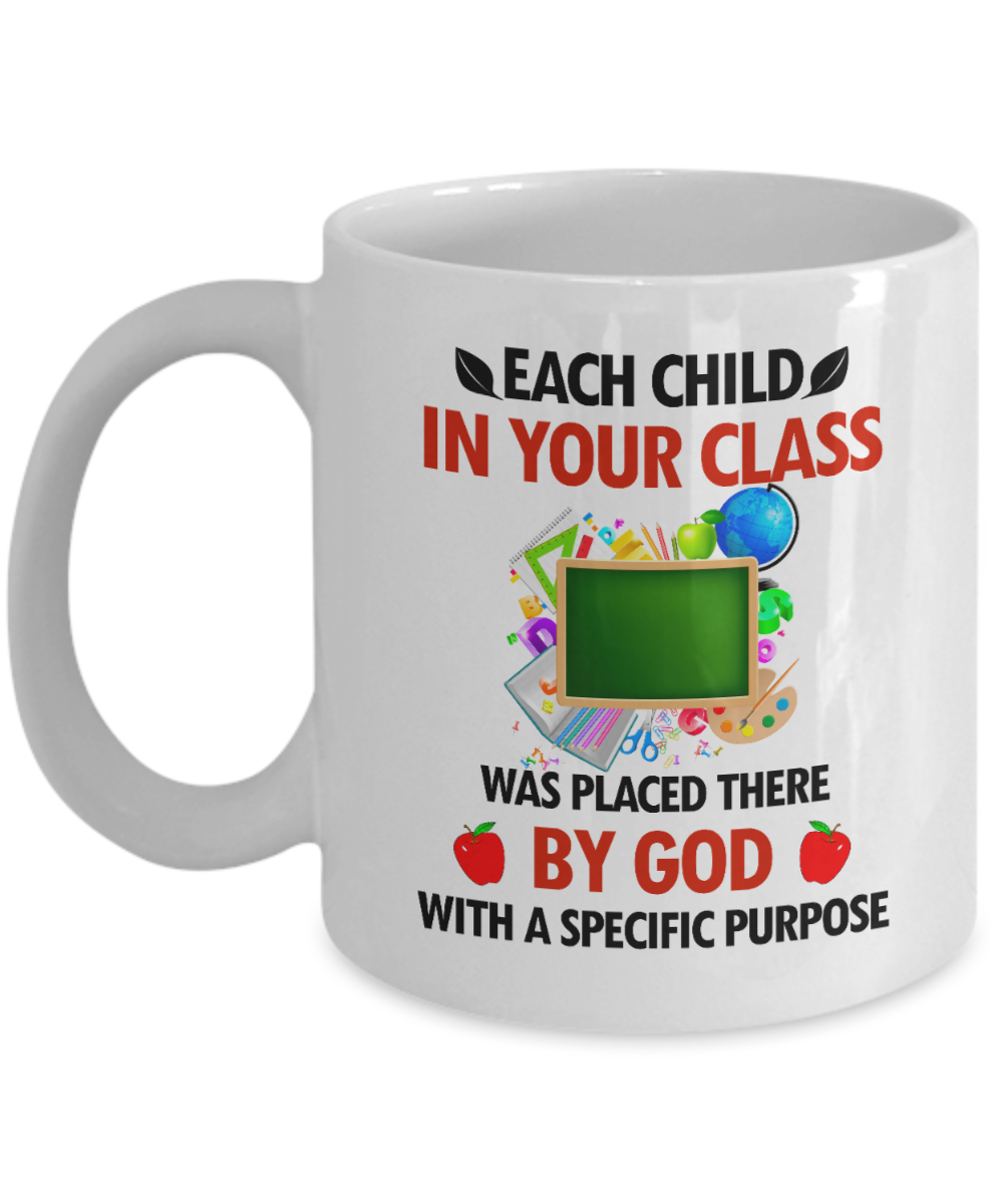 VIRA Mug For God Lovers & Great Teachers