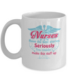 Nurses have The Best Stories - Awesome Mug Gift For Great Nurses