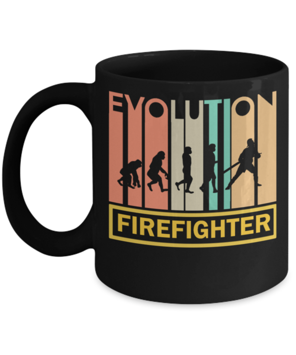 VIRA CERAMIC MUG FIREFIGHTER EVOLUTION