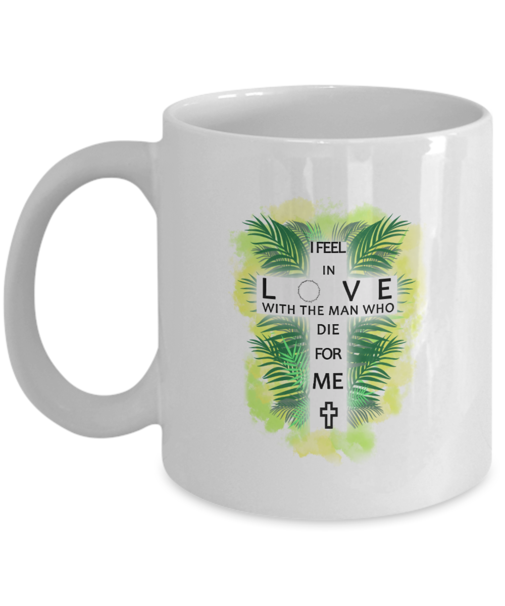 VIRA Awesome Mug For Jesus Lovers