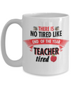 VIRA endyear Ceramic Mug For Awesome Teachers