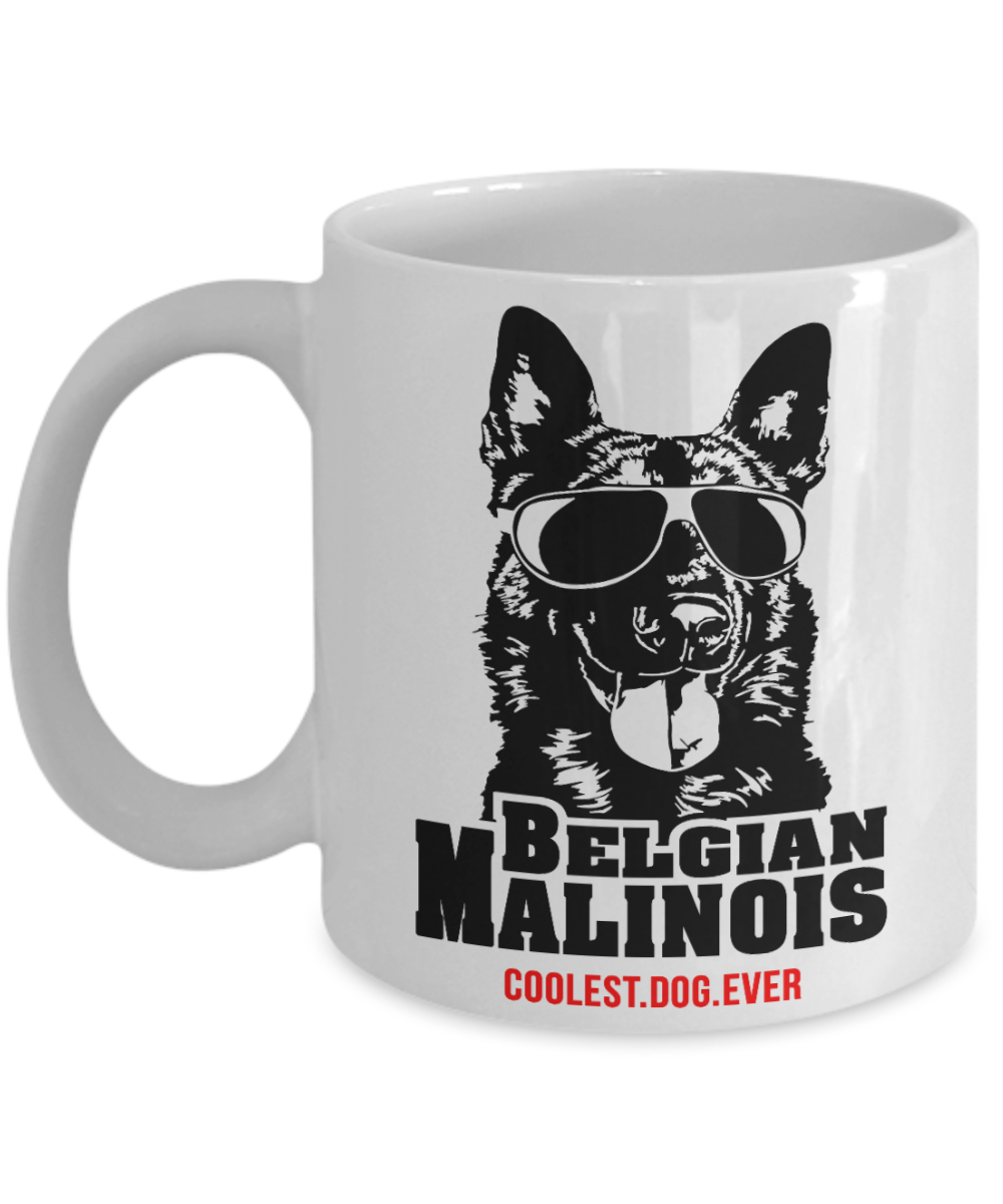 VIRA Mug For Belgian Malinois Lovers
