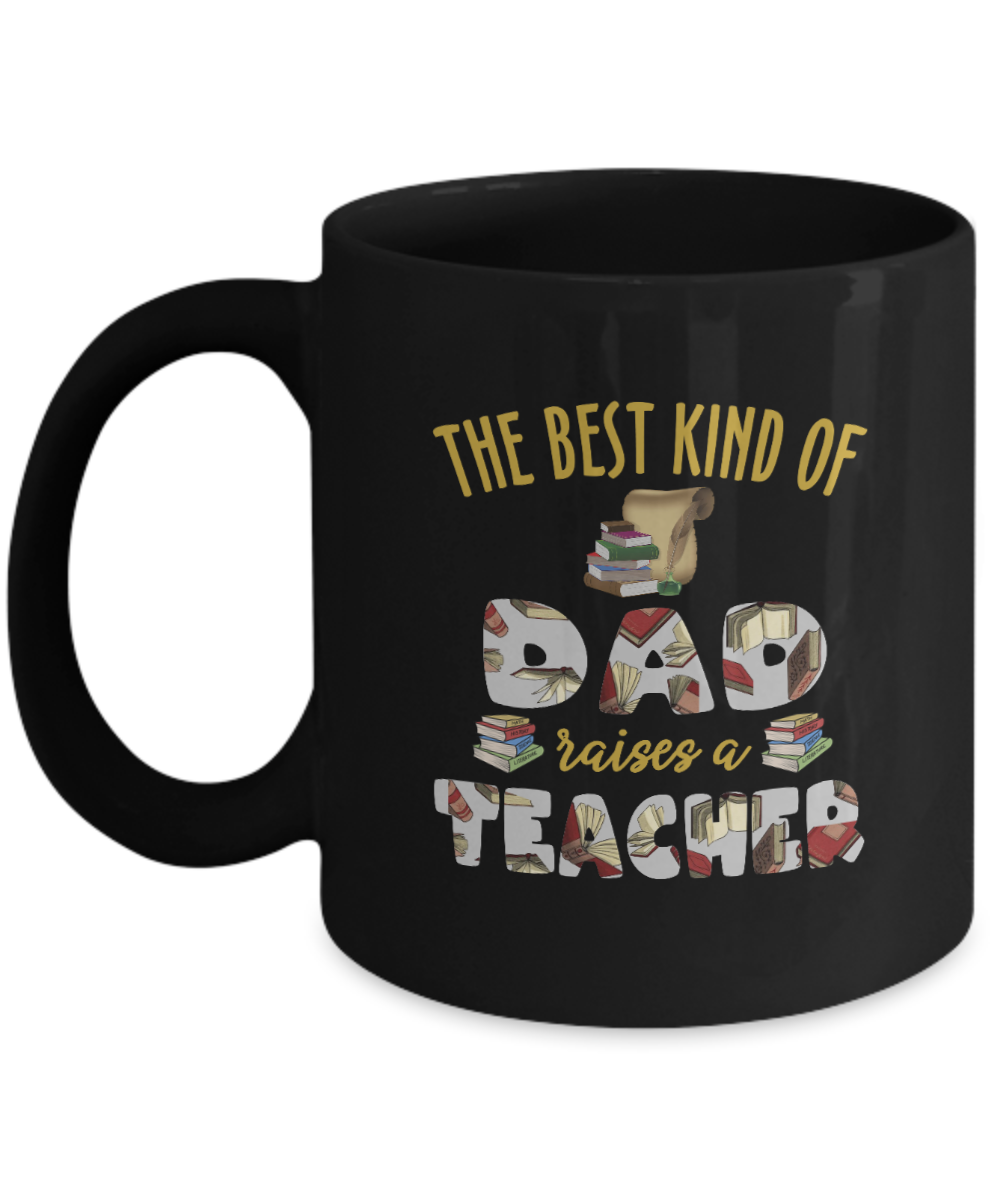 VIRA Ceramic Mug For Awesome Teachers & Dads