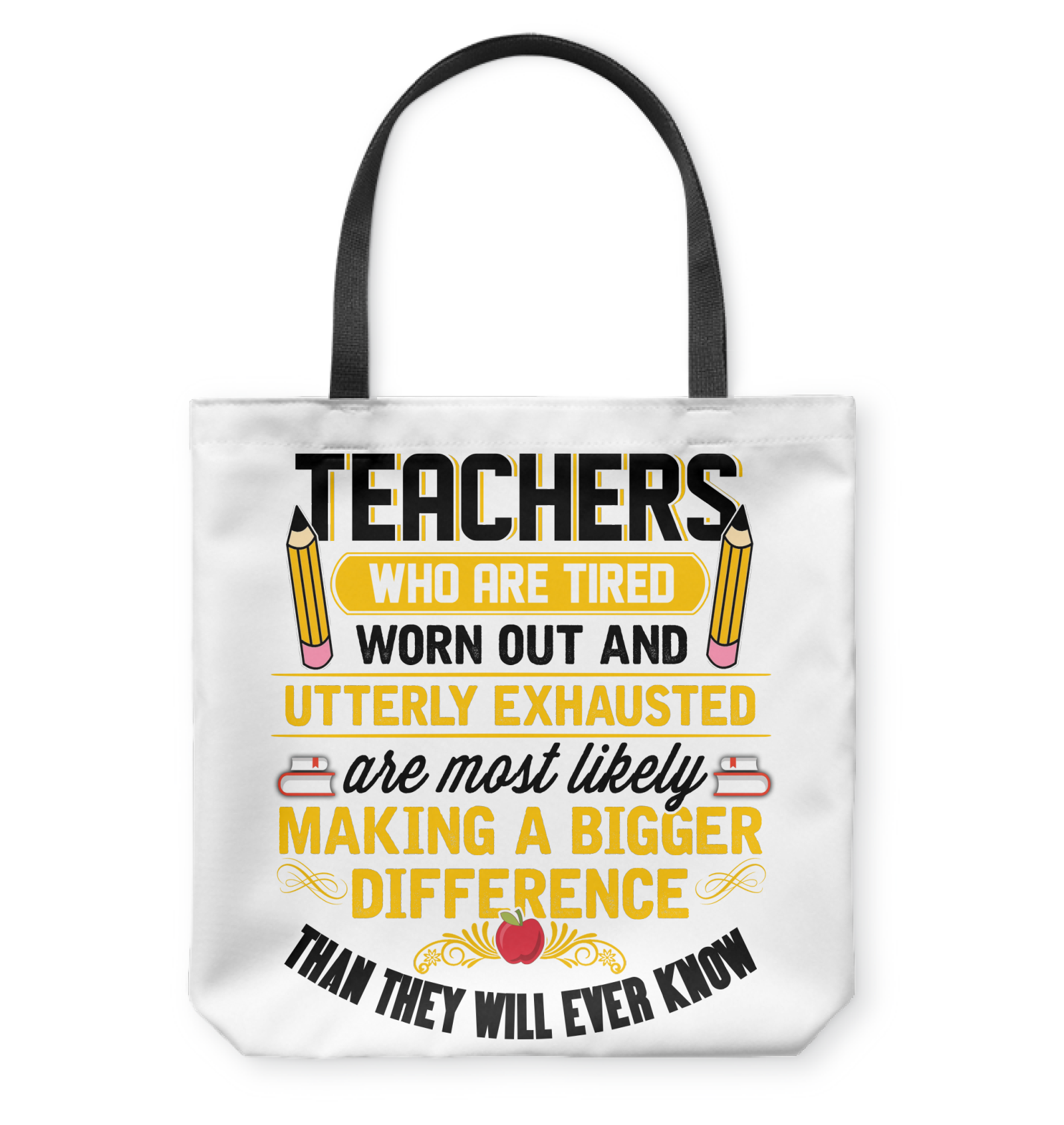 VIRA tote bag for awesome teachers