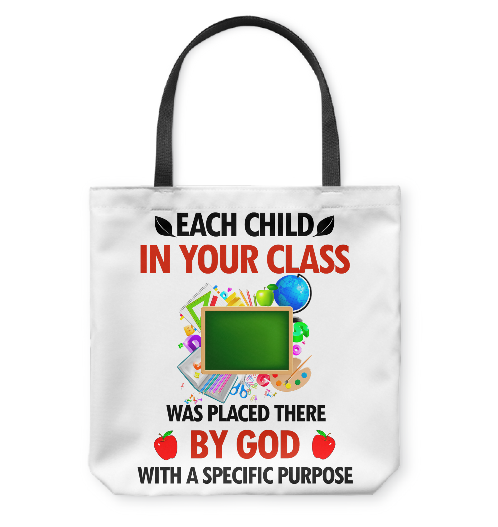 VIRA Awesome Tote Bag For God Lovers & Great Teachers