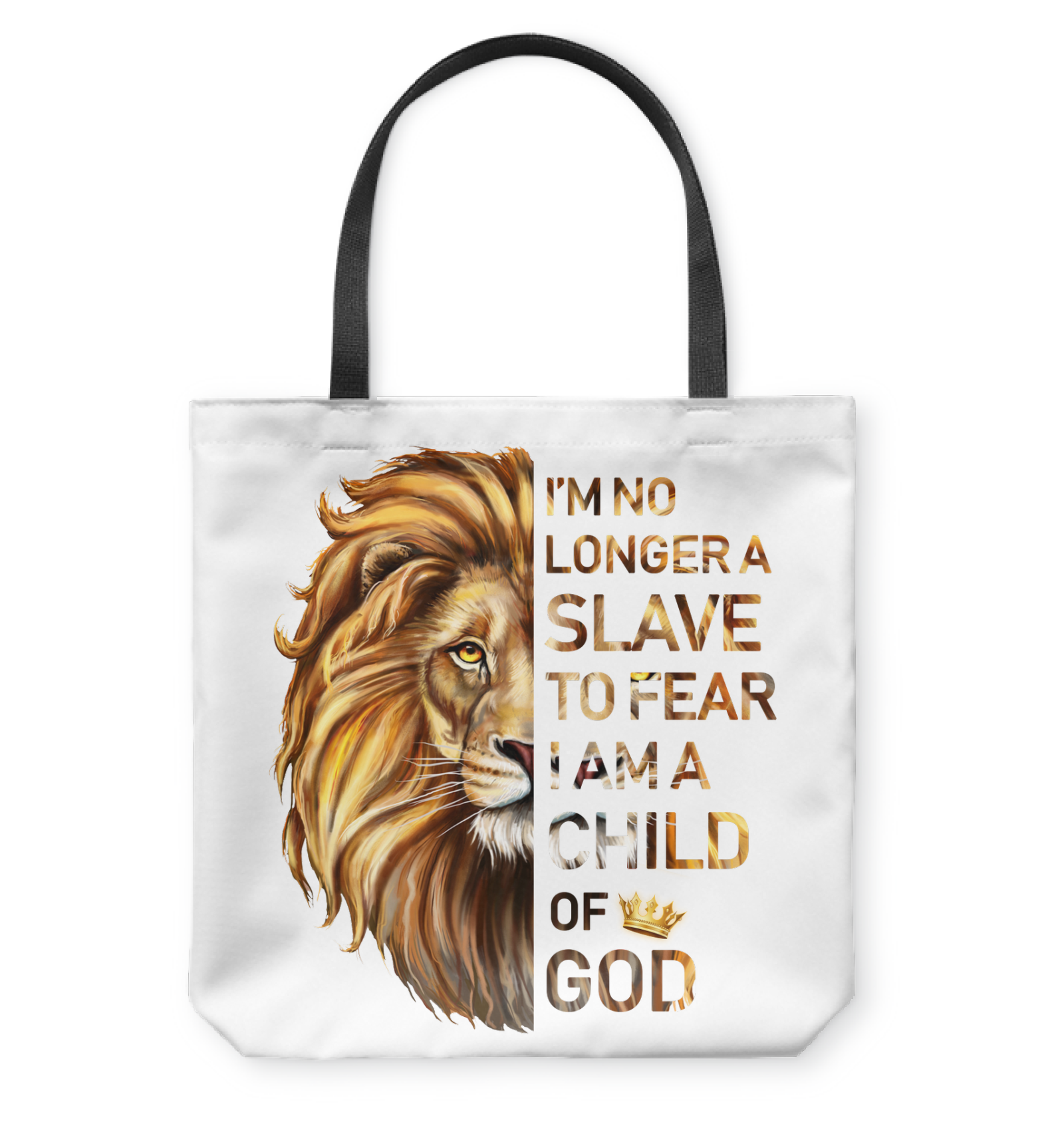 VIRA AWESOME TOTE BAG FOR GOD LOVERS