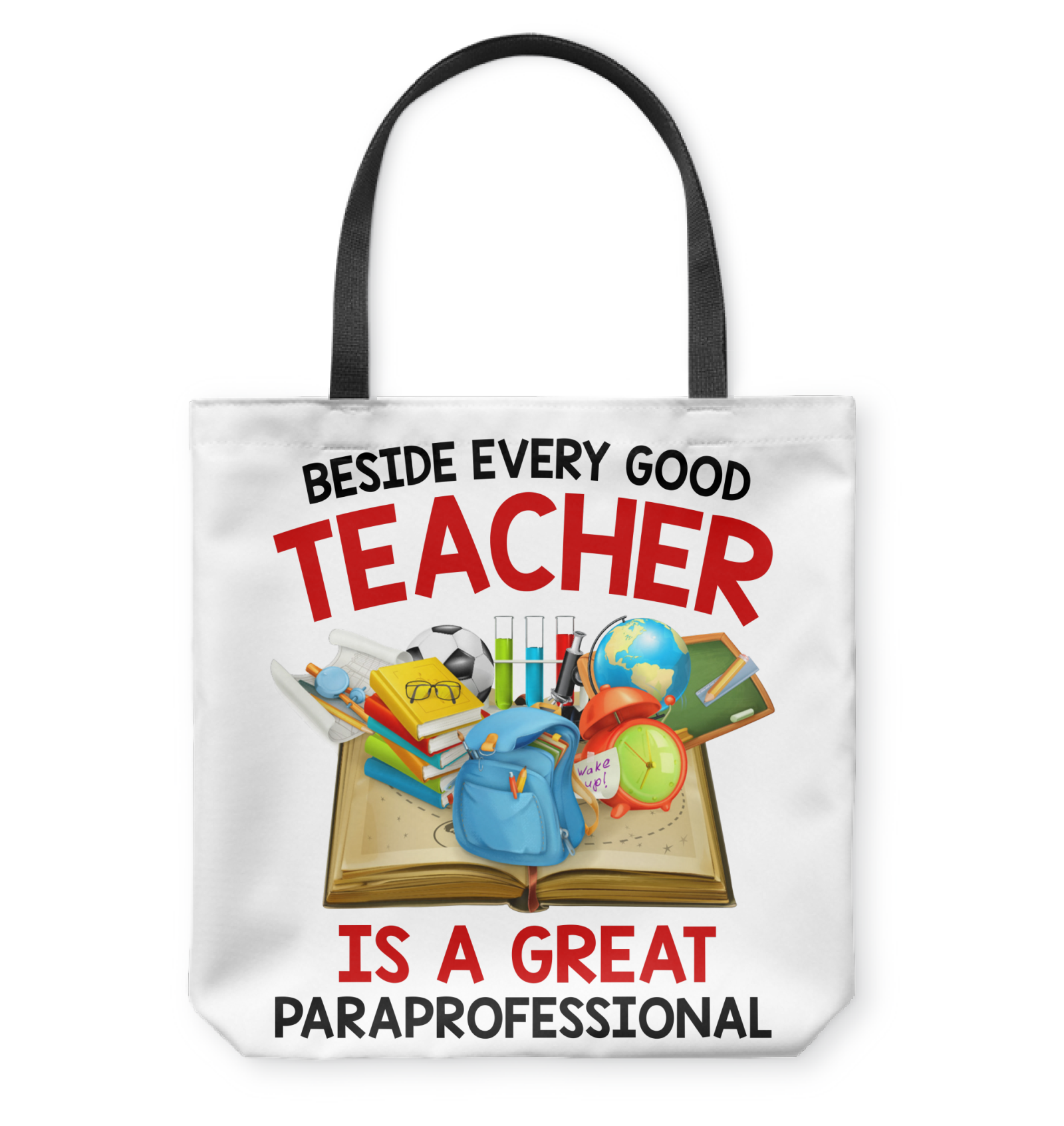 VIRA tote bag for awesome teachers & paraprofessionals