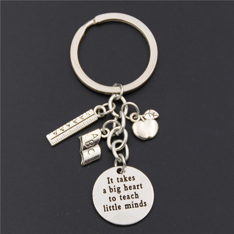 FREE 1pc Teacher Keychain