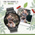 PERSONALIZED watch - your memories photo watch